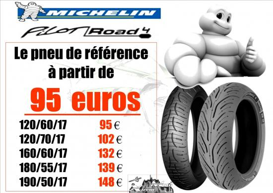 Road 4 michelin xtrem moto