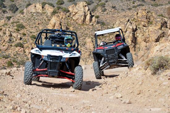 Wildcat 700 trail x trem moto