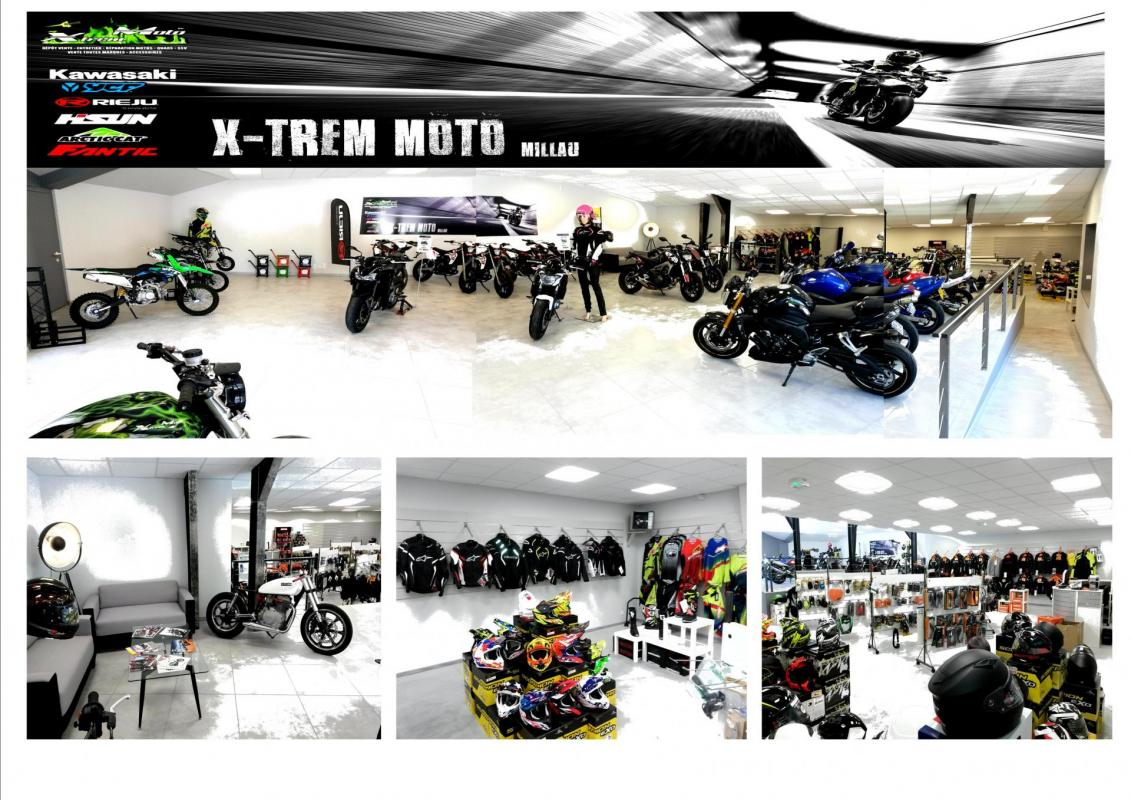 Xtrem moto avenue de l europe